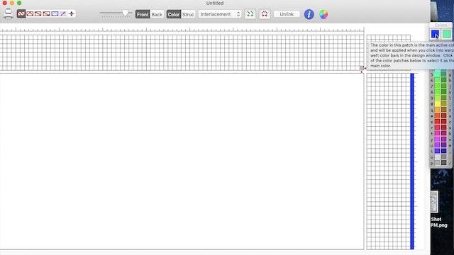 4.2.1.0 - Page 1 - Fiberworks screen (Mac)