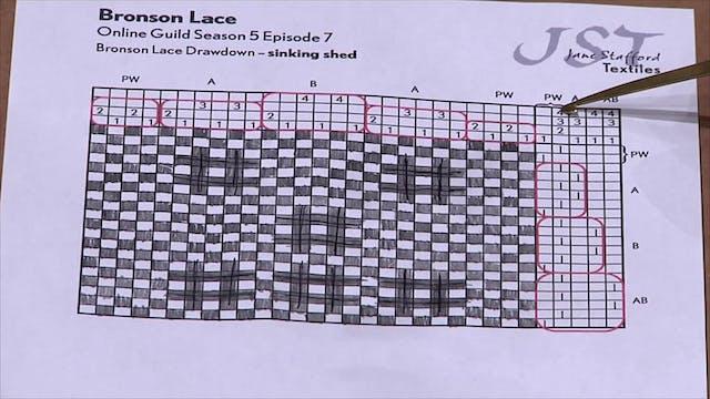 5.7.3 - Bronson Lace Drawdowns