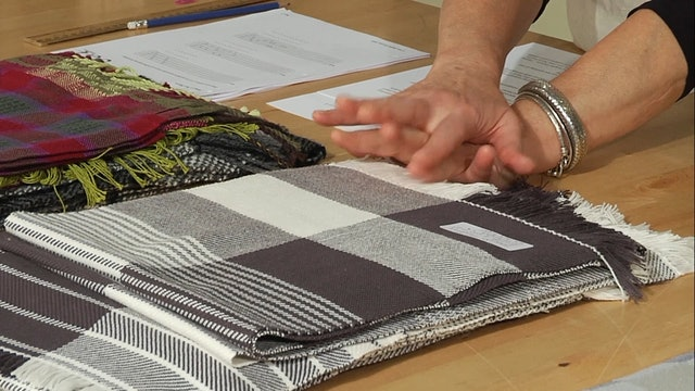 4.1.1 - Introduction to Twill and Simple Two Stripe Sample