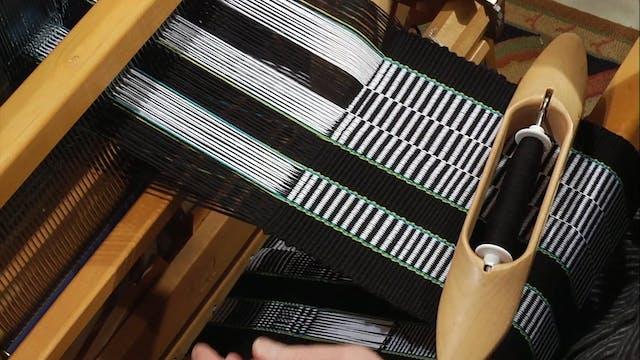 3.5.2 - Warp Faced at the Loom