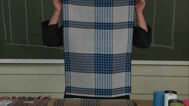 4.6.3 - Colour and Weave on Twill, At the Table