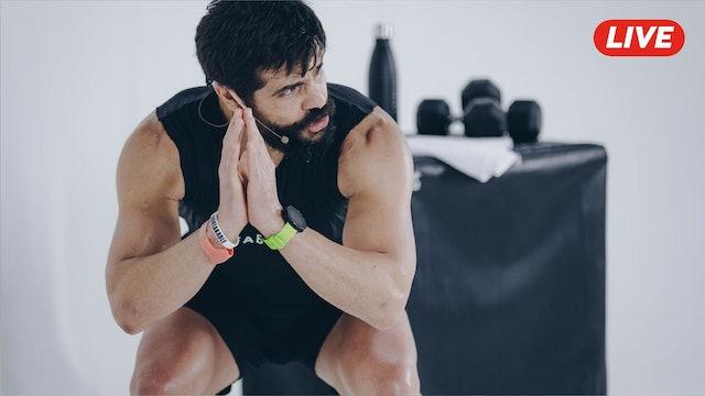 30Sep -Funcional Metabolic Upper Body con Raul