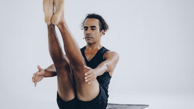 Metodo KIAI-Equilibrio y Flexibilidad