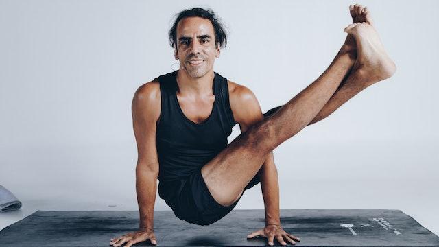 17May-Yoga Vinyasa con Jorge