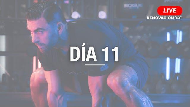 21Ene- Lower Body con Raul&Ulises