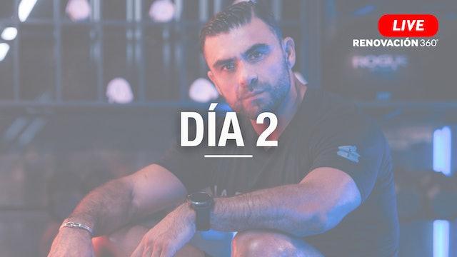 12Ene-Upper Body con Ulises&Raul
