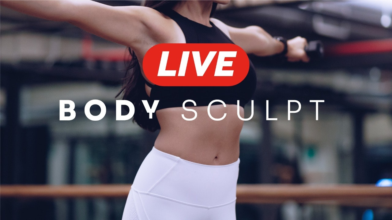 BODY SCULPT LIVE