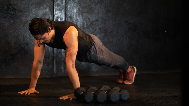 50+Min Full Body con Sergio Gonzalez