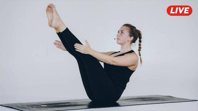 27Oct -Yoga con Vivían