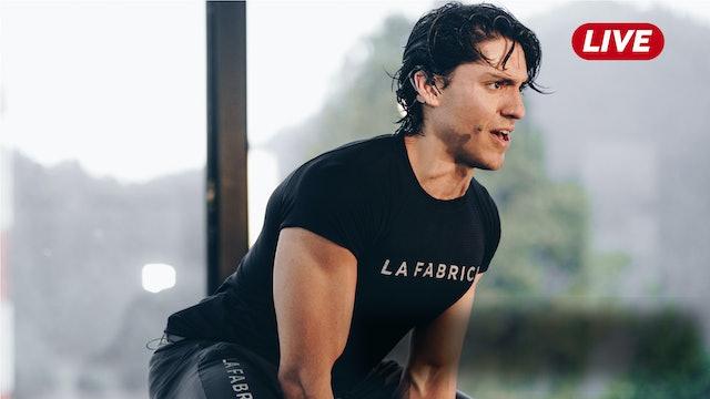 24Jun -Espalda, Triceps y Hombro con Sergio