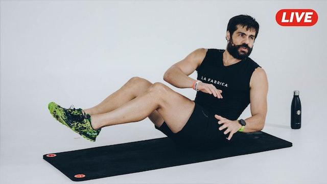 07Oct -Funcional Metabolic Upper Body con Raul