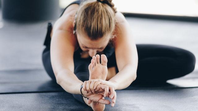 10Min-Stretching con Vivían Tartakovski
