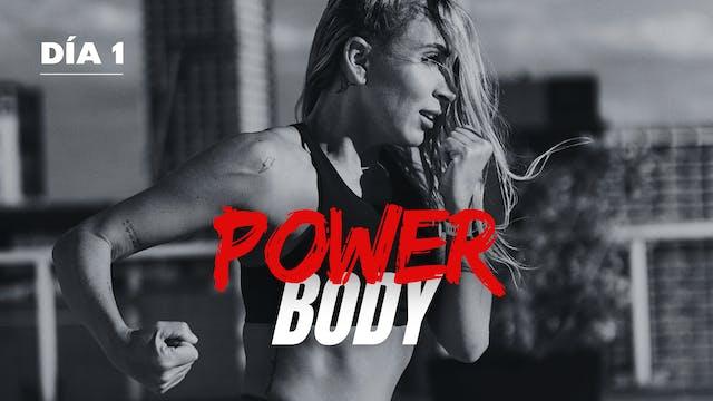 19Jul -Power Sweat con Ulises & Sandy