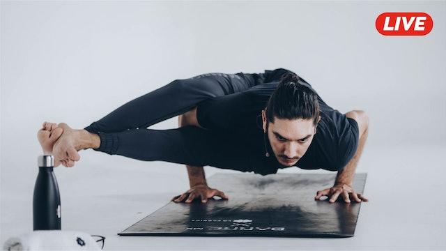 29Mar -Yoga Vinyasa con Alejandro Lozano