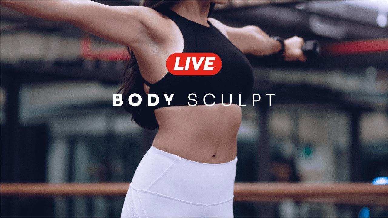 BODY SCULPT LIVE