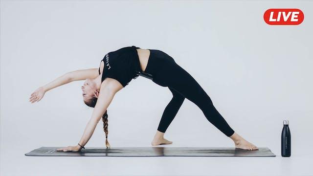12Jul -Yoga con Vivían