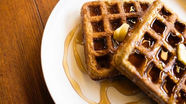 Waffles Keto!