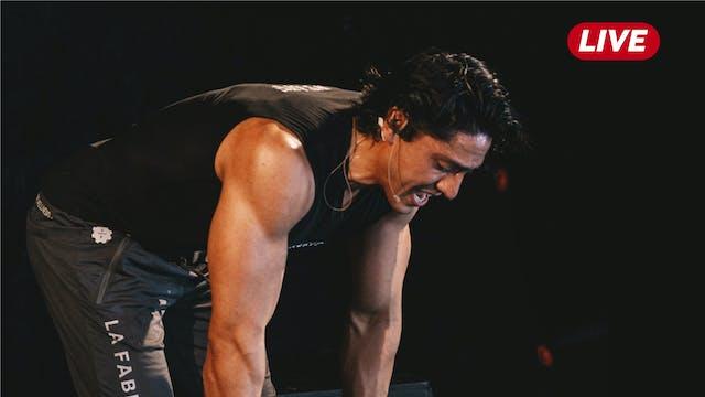04Ago -Pecho, Biceps y Hómbro con Héc...