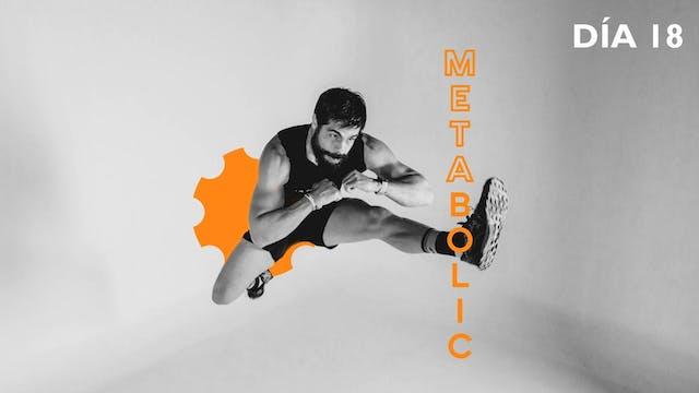 26May -METABOLIC Lower Body con Raúl ...