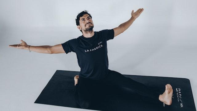60Min Yoga con Marcos Jassan
