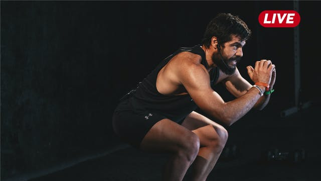 30Jul -Full Body con Ulises & Raúl