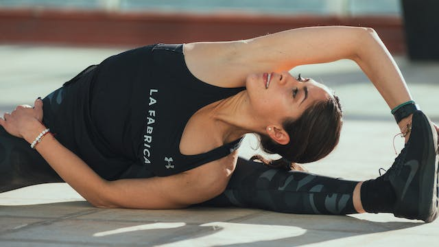 25 Jul- Stretching con Paola