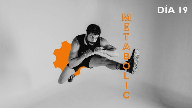 27May -METABOLIC Pecho, Biceps y Homb...