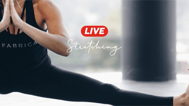 STRETCHING LIVE