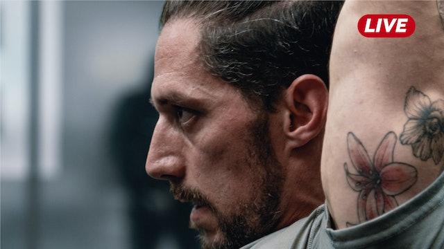 06Ago -Espalda, Tríceps y Hómbro con Héctor y Sergio