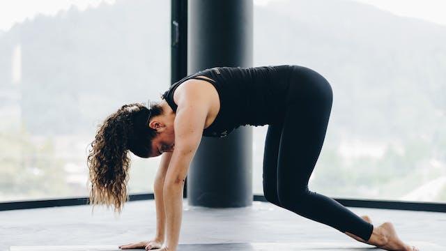 50+Min Vinyasa Yoga con Alin