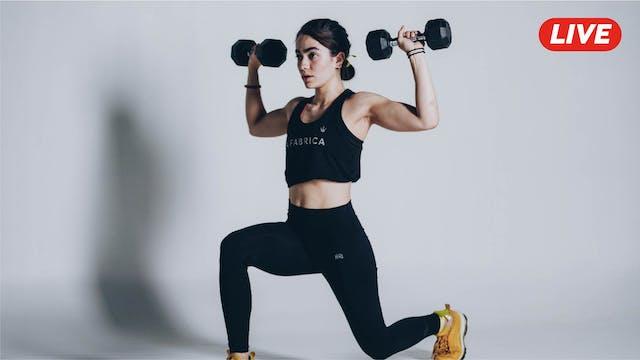 22Oct -Espalda, Triceps y Hombro con ...