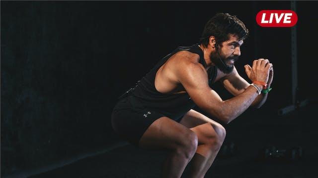 04Ago -Lower Body con Ulises & Raúl