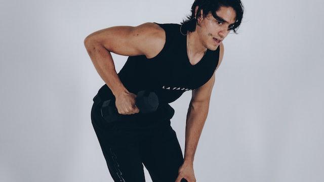 10+Min Triceps con Sergio