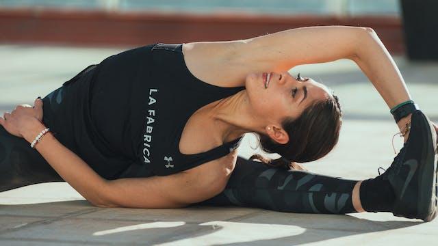 15Ago- Stretching con Paola