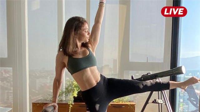 23Ago- Yoga con Miriam Klip