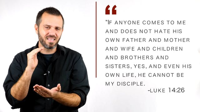 Discipleship, Lesson 9, The Cost of F...