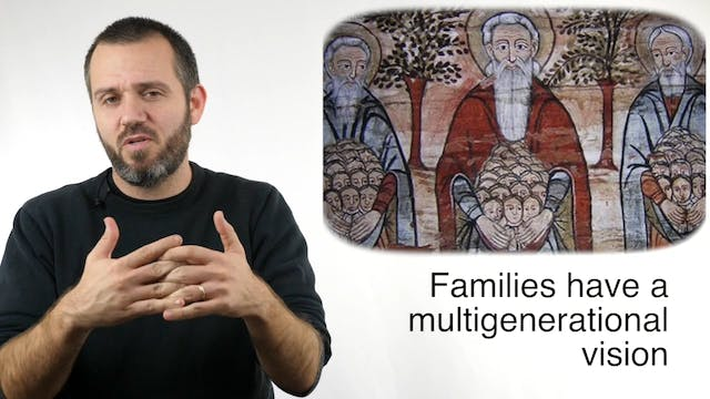 Worldview Lesson 3: History of the Family Part One (Creation -1890)