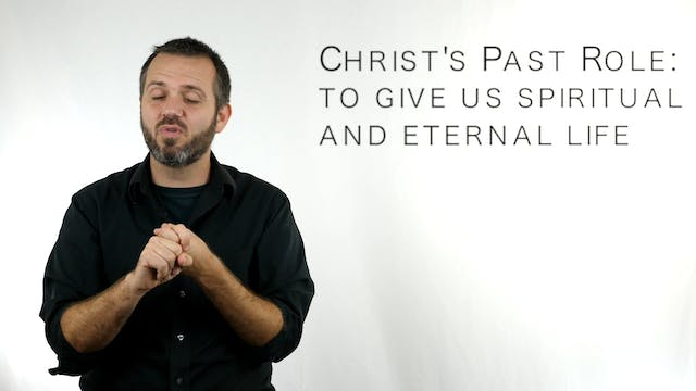 Discipleship, Lesson 8, Our Eternal D...