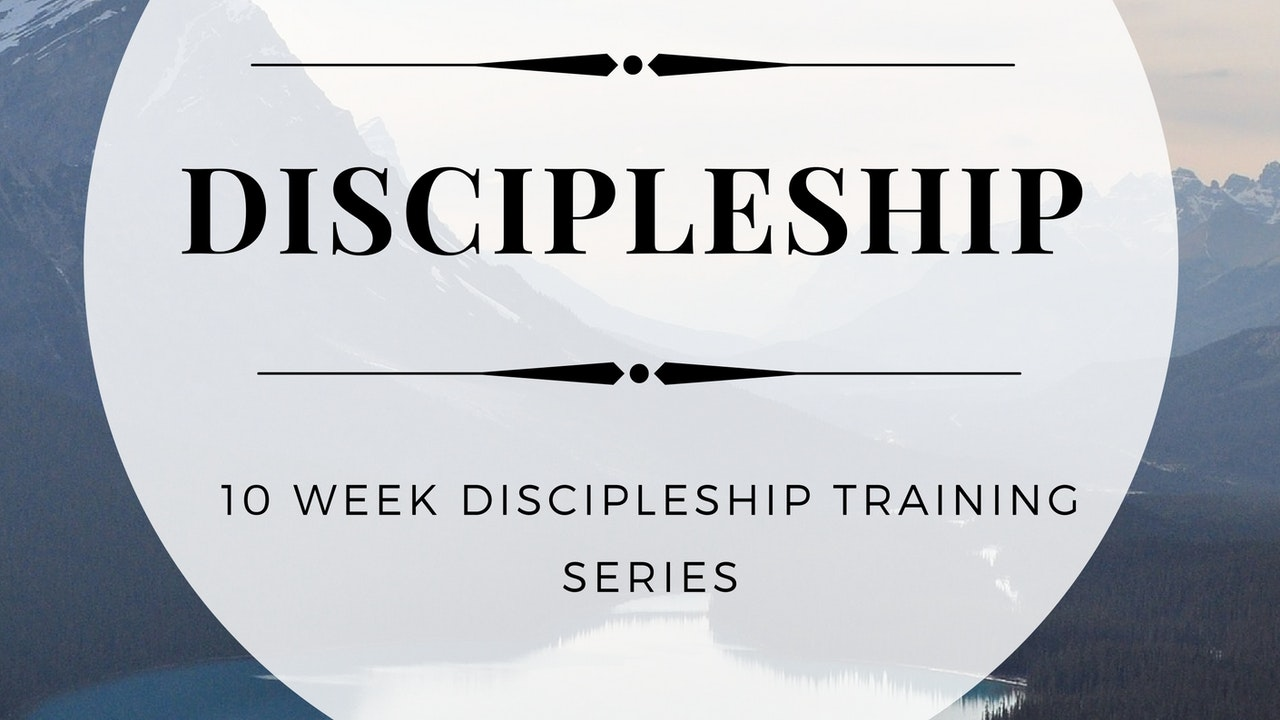 Discipleship- Phase One- Video Series