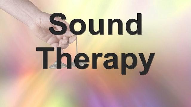 ASMR Sound Therapy