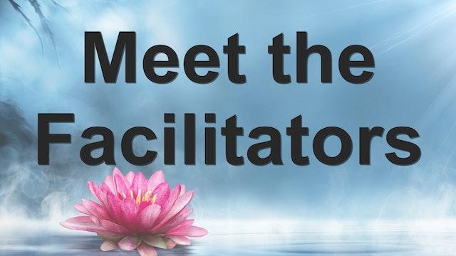 Meet The Facilitators