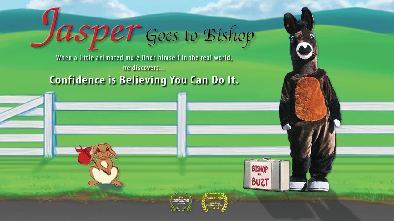 Jasper Goes to Bishop