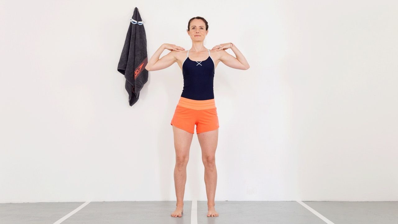 Swim — Yoga for Triathletes