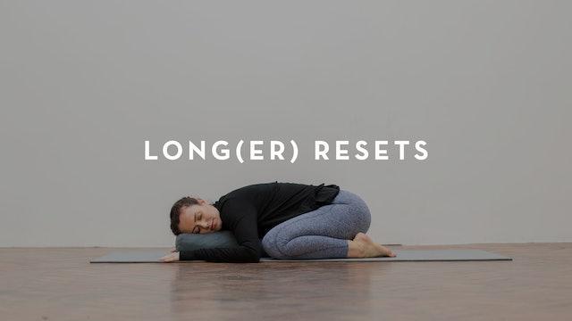 Long(er) Resets