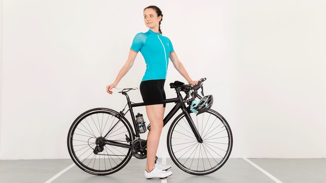Bike —Yoga for Triathletes