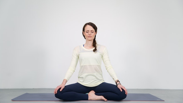 Make Balance Your Baseline Meditation
