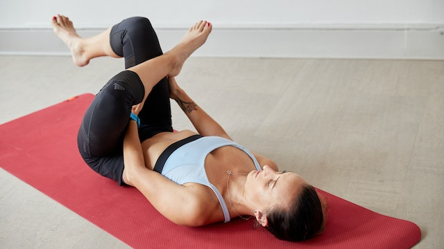 Hips: Mobilize + Stabilize