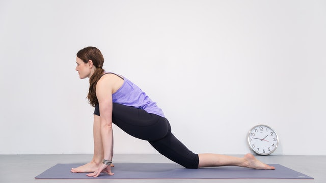 5-Minute Hip Flexor Reset