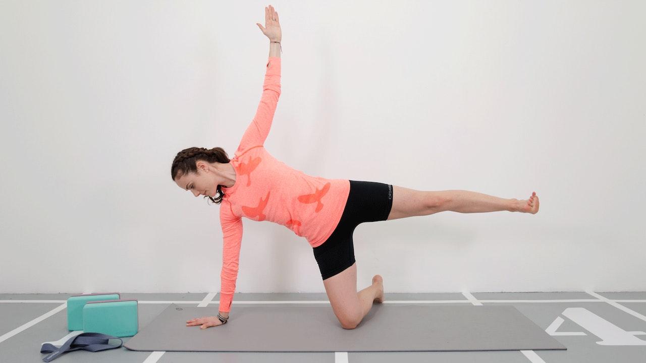 Running Strength + Cross Training
