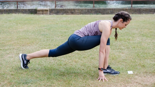Quick Warm Ups + Strength for Marathoners